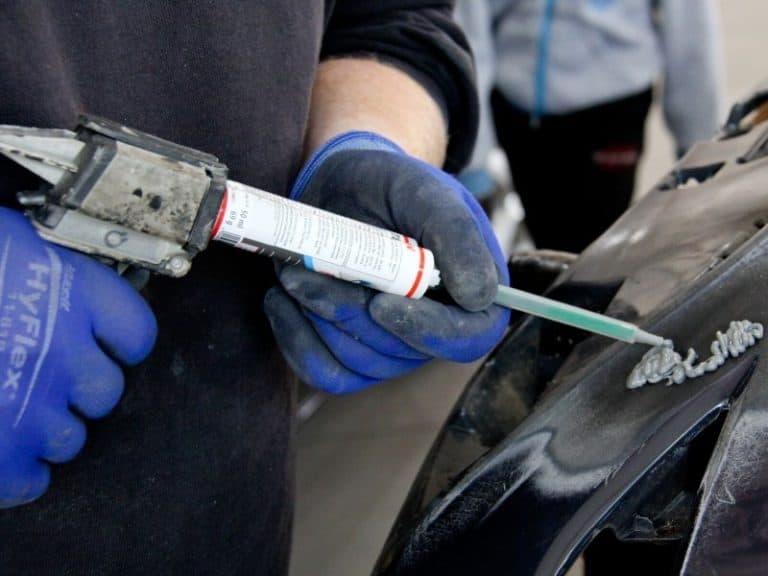 kunststoffreparatur autowerkstatt Erlangen